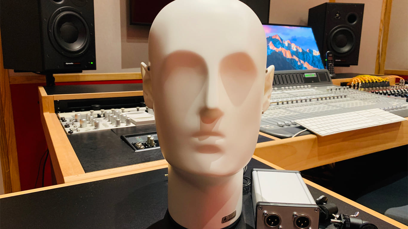 New projects with binaural microphones